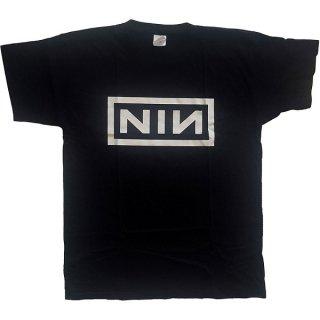 NINE INCH NAILS Classic Logo 2, Tシャツ
