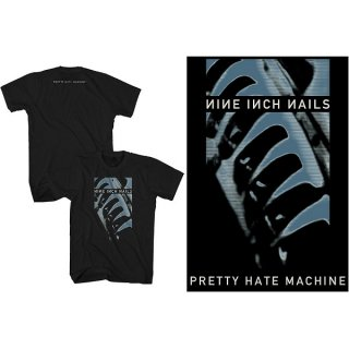NINE INCH NAILS Pretty Hate Machine, Tシャツ