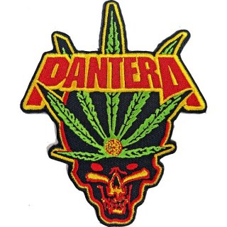 PANTERA Leaf Skull, パッチ