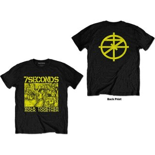 7 SECONDS Wtrt, Tシャツ