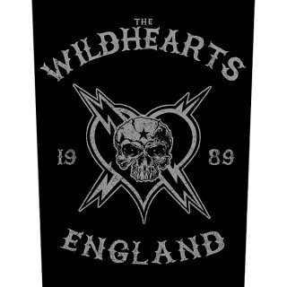THE WILDHEARTS England Biker, バックパッチ