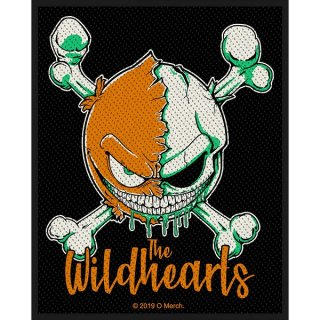 THE WILDHEARTS Green Skull, パッチ