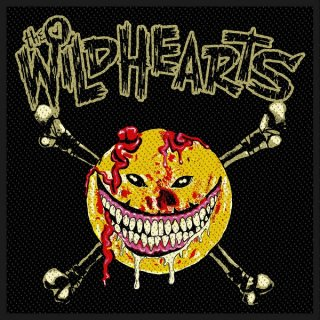 THE WILDHEARTS Smiley Face, パッチ
