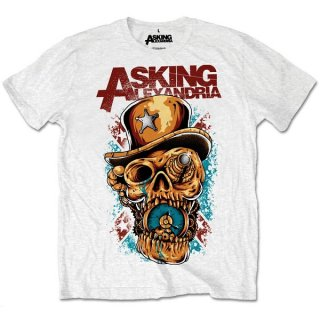 ASKING ALEXANDRIA Stop The Time, Tシャツ