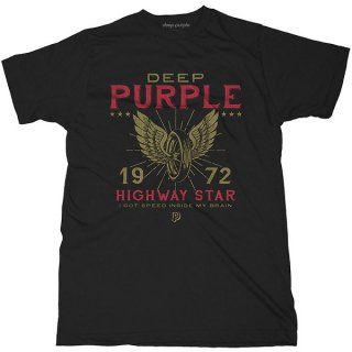 DEEP PURPLE Highway Star, Tシャツ