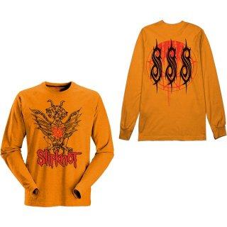 SLIPKNOT Winged Devil, スウェットシャツ