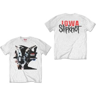 SLIPKNOT Iowa Goat Shadow, Tシャツ
