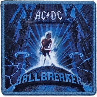 AC/DC Ballbreaker Album Cover, パッチ