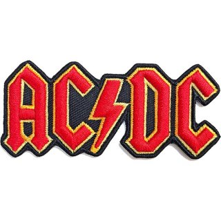 AC/DC Cut-Out 3D Logo, パッチ