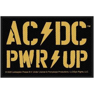 AC/DC Pwr-Up, パッチ