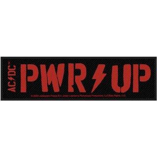 AC/DC Pwr-Up, ストライプパッチ