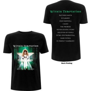 WITHIN TEMPTATION Mother Earth, Tシャツ