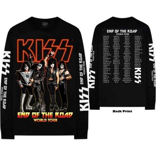 KISS End Of The Road Tour, ロングTシャツ