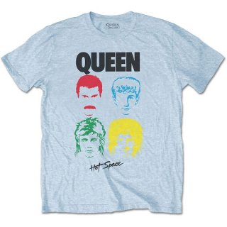QUEEN Hot Space Album, Tシャツ