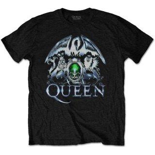 QUEEN Metal Crest 2, Tシャツ