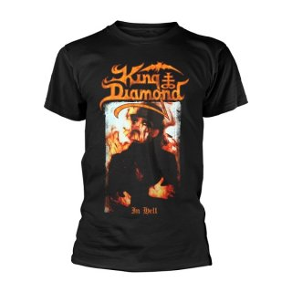 KING DIAMOND In Hell, Tシャツ