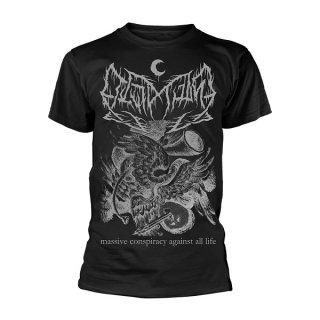 LEVIATHAN Conspiracy Seraph, Tシャツ