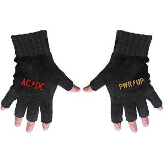 AC/DC Pwr-Up Logo, 手袋