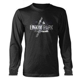 LINKIN PARK Smoke Logo, ロングTシャツ