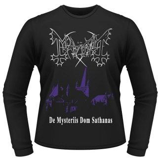 MAYHEM De Mysteriis Dom Sathanas, ロングTシャツ