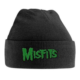 MISFITS Green Logo, ニットキャップ