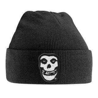 MISFITS Skull Patch, ニットキャップ