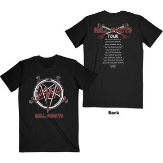 SLAYER Hell Awaits Tour, Tシャツ