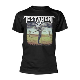 TESTAMENT Practice What You Preach 2, Tシャツ
