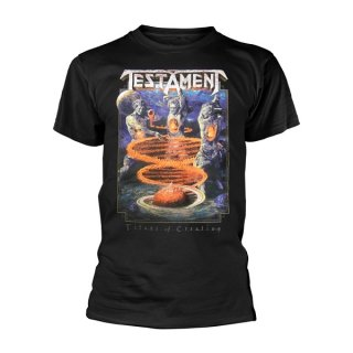 TESTAMENT Titans Of Creation Colour Europe 2020 Tour, Tシャツ