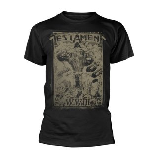 TESTAMENT WIII Europe 2020 Tour, Tシャツ