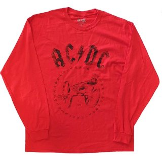 AC/DC For Those About To Rock, ロングTシャツ