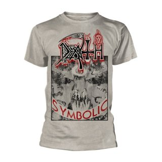 DEATH Symbolic Off White, Tシャツ
