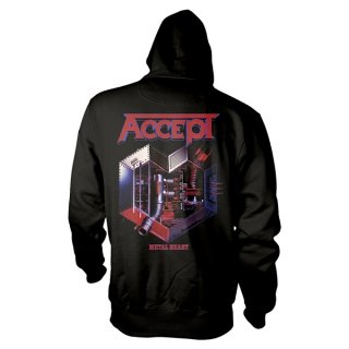 ACCEPT Metal Heart 1, パーカー