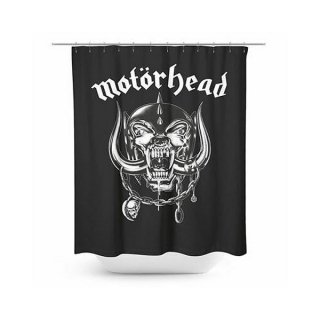 MOTORHEAD Motorhead, シャワーカーテン