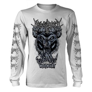 MOONSPELL Wolfheart Wht, ロングTシャツ