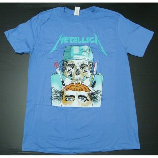 METALLICA Crash Course In Brain Surgery Blu, Tシャツ