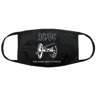 AC/DC About To Rock, 布マスク