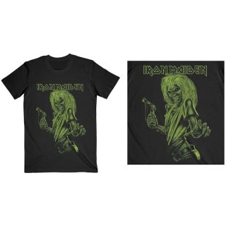 IRON MAIDEN One Colour Eddie, Tシャツ