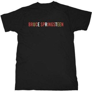 BRUCE SPRINGSTEEN Logo, Tシャツ