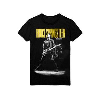 BRUCE SPRINGSTEEN Winterland Ballroom Guitar, Tシャツ