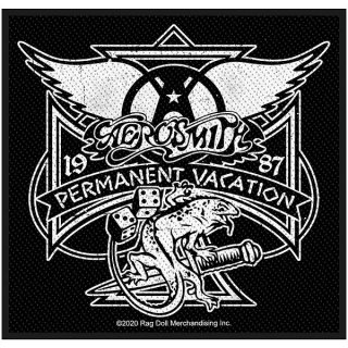 AEROSMITH Permanent Vacation, パッチ