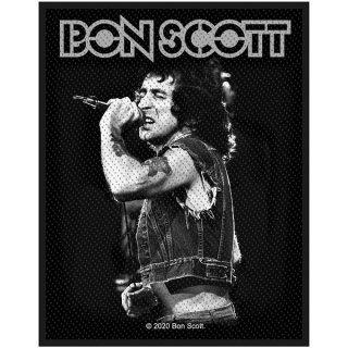 BON SCOTT Bon Scott, パッチ