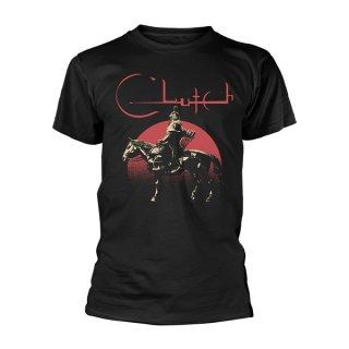 CLUTCH Horserider, Tシャツ