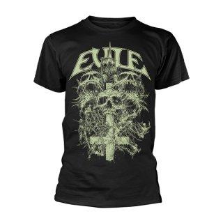 EVILE Riddick Skull, Tシャツ
