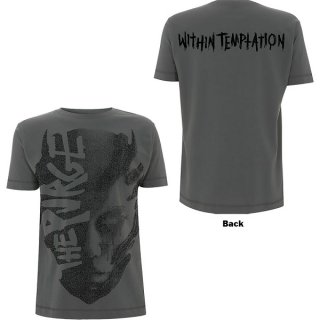 WITHIN TEMPTATION Purge Jumbo, Tシャツ