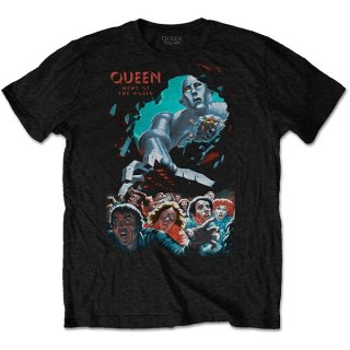 QUEEN News Of The World Vintage, Tシャツ