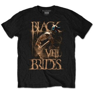 BLACK VEIL BRIDES Dust Mask, Tシャツ