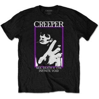 CREEPER Sd&Tiv, Tシャツ
