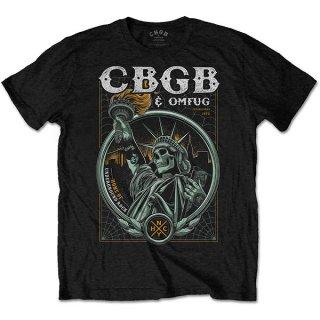 CBGB Liberty, Tシャツ