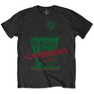 DEAD KENNEDYS Holiday In Cambodia Grey, Tシャツ
